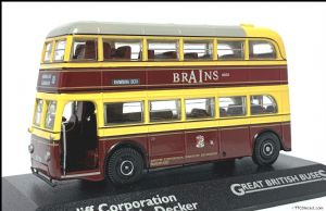 ATLAS EDITIONS 4655 107 - AEC Q - Cardiff Corporation *PRE OWNED*